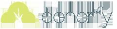 donorfy logo colour