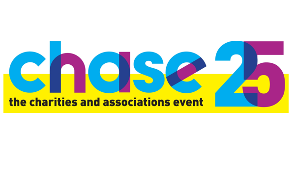 Chase 25 event logo